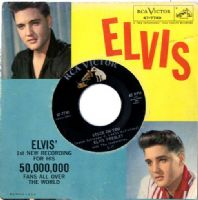 Elvis Presley - Canada - Stuck On You/Fame And Fortune (47-7740)